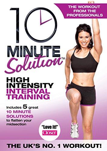 10 Min Solution Hiit [Edizione: Regno Unito] [Import italien]