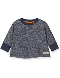 Papfar Slub Sweatshirt Baby Gots, Sudadera para Bebés