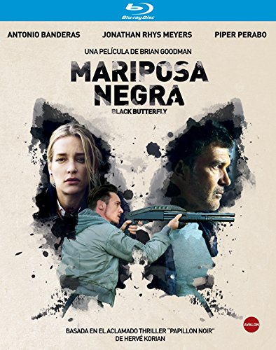 Mariposa negra [Blu-ray]