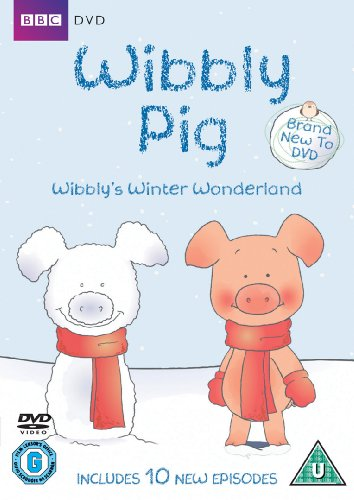 Wibbly Pig - Wibbly's Winter Wonderland [DVD]
