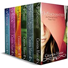 Unfortunate Fairytale Boxed Set: (Books 1-5 plus Jared's Quest) (English Edition)