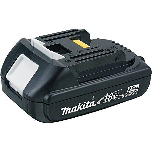 Preisvergleich Produktbild Makita BL1820 Makita BL1820 18 V 2 A LXT Li-Ion Battery - Black by Makita