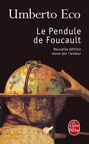 Le Pendule de Foucault par Umberto Eco
