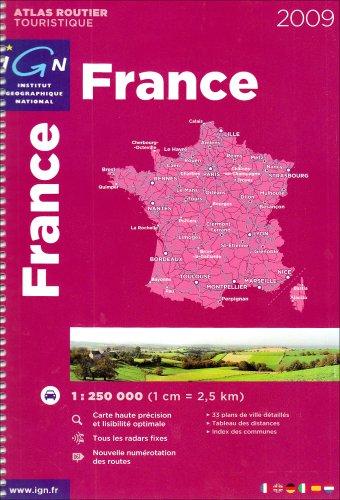 France Atlas 2009: IGN-A95047