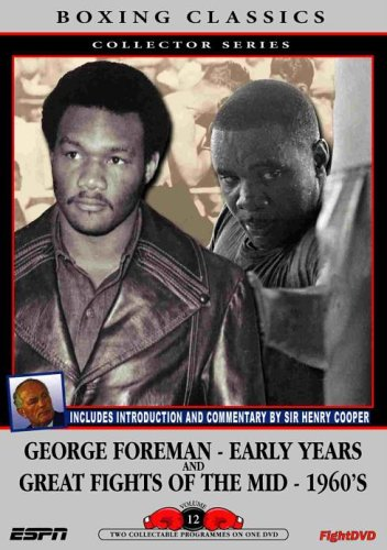 Bild von George Foreman - Early Years & Great Fights of the Mid-1960s