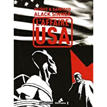 Alack Sinner : L'affaire USA