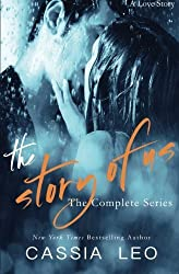 The Story of Us: Complete Series by Cassia Leo (2015-08-26)