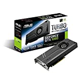 Asus GeForce TURBO-GTX1060-6G Scheda Grafica, 6 GB