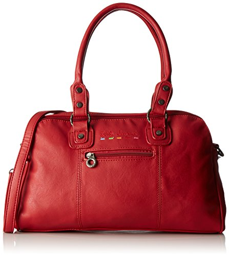 Little Marcel - Id01, Borse Bowling Donna Rosso (Red)