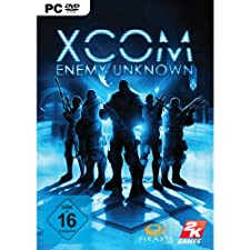 2K X-COM: Enemy Unknown, PC PC German video game - video games (PC, PC, Strategy / RPG, M (Mature))