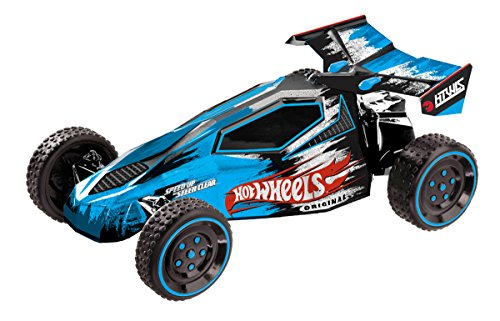 RC Hot Wheels Buggy Gator con BATERIAS Recargables Incluidas
