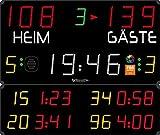 Stramatel Anzeigetafel 452 MB 3003 FIBA