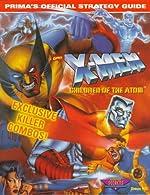 X-Men - Children of the Atom - Official Game Secrets (Secrets of the Games Series.) de Simon Hill