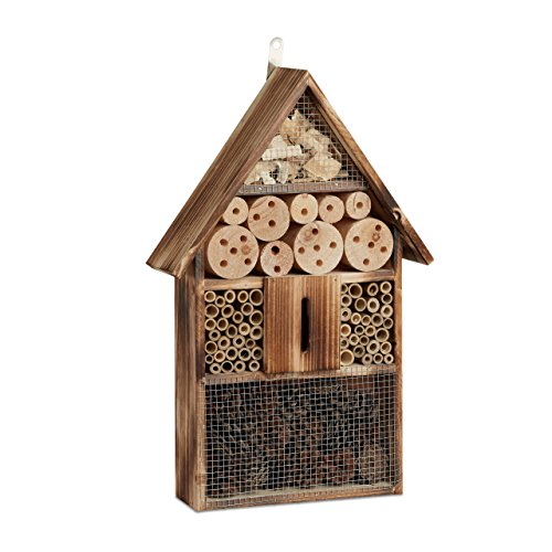 relaxdays-insect-hotel-50-cm-tall-for-hanging-bee-and-butterfly-home-flamed-wood-natural-brown