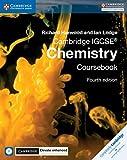 Cambridge IGCSE® Chemistry Coursebook with CD-ROM and Cambridge Elevate Enhanced Edition (2 Years) [Lingua inglese]