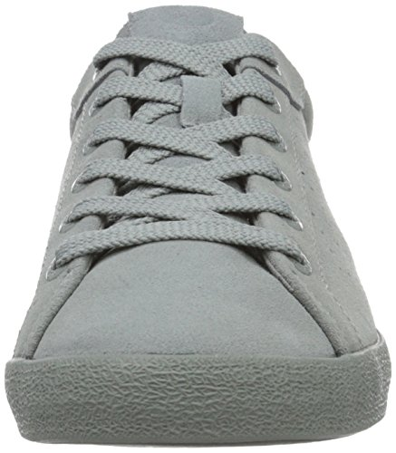 Hummel Damen Deuce Court Womens Sneaker Grau (Moon Mist)