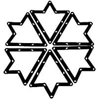PIXNOR–68y 9bola Magic accesorio negro de billar rack