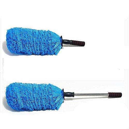PENG-Car-Telescopic-cera-di-cera-spazzata-spazzamento-della-polvere-di-scarico-dei-capelli-morbidi-lavaggio-auto-spazzola