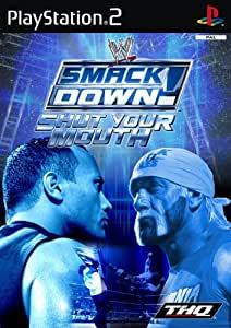 WWE Smackdown Shut Your Mouth (PS2)