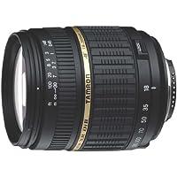 Tamron AF 18-200mm F/3.5-6.3 XR Di II LD - Objetivo para Canon (distancia focal 18-200mm, apertura f/3.5-6.3, zoom óptico 11.1x, diámetro filtro: 62mm), negro