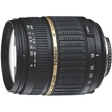 Tamron A14NII AF 18-200 mm F/3,5-6.3 XR Di II LD ASL (IF) - Objetivo para Nikon (distancia focal 18-200mm, apertura f/3.5-6,3, macro, diámetro: 62mm) negro