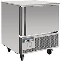 Polar dn493Blast refrigerador/congelador, 170L