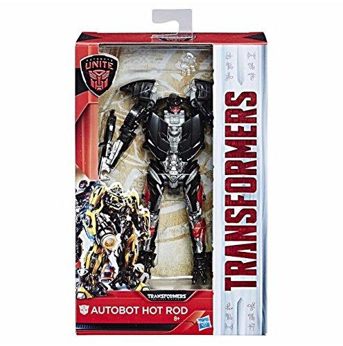 Transformers: Premier Edition Deluxe Class Autobots Unite Hot Rod