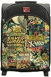 BB Designs - Trolley per bambini, motivo: fumetti dei supereroi Marvel