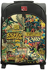 Marvel Comics Heroes Multicoloured Trolley Case