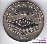 Münzen für Sammler: DDR Schönnr: 132A 1990 vorzüglich 1990 5 Mark Zeughaus