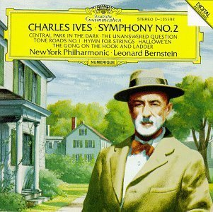 Ives: Symphony No. 2 / The Gong on the Hook & Ladder, or Firemen's Parade on Main Street / Tone Roads No. 1 / Hymn: Largo Cantabile, for String Orchestra / Hallowe'en / Central Park in the Dark / The Unanswered Question (2001-12-21) (Symphony Halloween Orchestra)