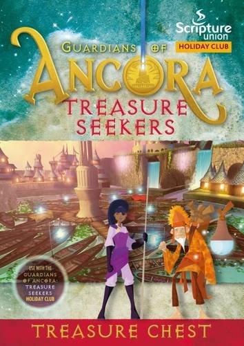 Treasure Chest (8-11s Activity Book)