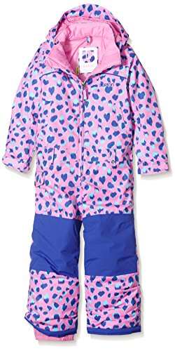 Burton Mädchen Snowboardjacke Girls MS ILUSN PC, Pop Cheetah, 5/6, 10136102675