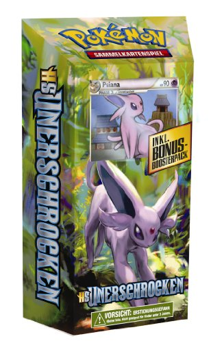 Preisvergleich Produktbild Pokemon 25541 - PKM HGSS03 Unerschrocken Themen Deck (Sortiert)