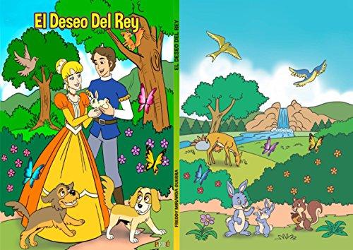 EL DESEO DEL REY (CUENTO nº 1) por FREDDY CALIXTO MIRANDA GUERRA