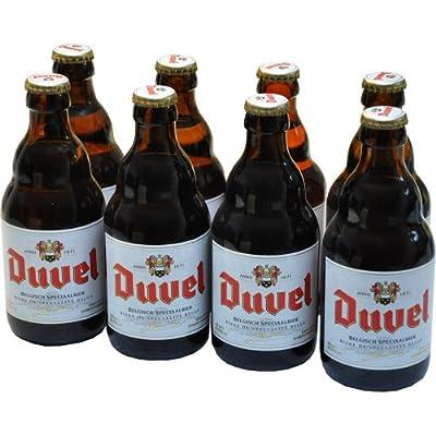 Duvel Belgisches Spezialbier Bier 8x330ml. 8,5%Vol.