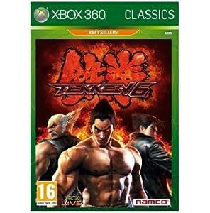 Tekken 6 - classics