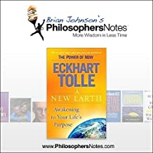 A New Earth - Philosophers Notes Summary (English Edition)