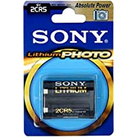 Sony 2CR5B1A 2CR5 Pila fotografia al litio, confezione da 1