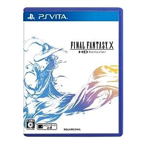 Final Fantasy X HD Remaster [PS Vita]