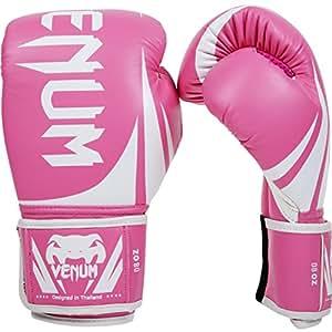 Venum Damen Boxhandschuhe Challenger 2.0, Rosa, 8, EU-VENUM-1107