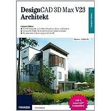 DesignCAD 3D Max V23 Architekt