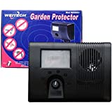 Garden protector : ultrason anti chats et chiens
