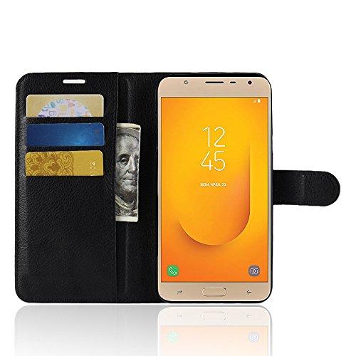 Funda   Capirotazo Billetera Samsung Galaxy J7 DUO  Negro