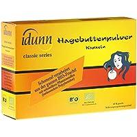 BIO HAGEBUTTEN PULVER Kapseln 60 Stück preisvergleich bei billige-tabletten.eu