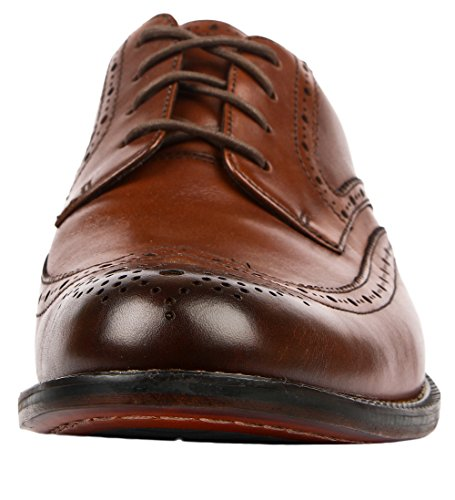 Clarks Dorset Limit, Chaussures de ville homme Marron (Brown Leather)