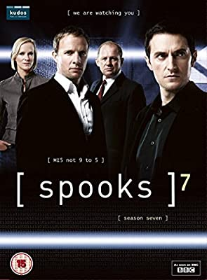 Spooks - Complete Series 7 [UK Import]