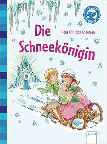 Die Schneekönigin: Der Bücherbär: Klassiker für Erstleser