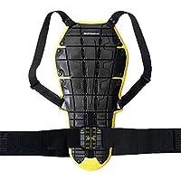 Spidi Z140-016 Warrior Evo Protección de Espalda para Moto, Color Negro