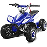 "49cc Dragon 4"" II Mini Quad ATV Bike Pocket Cross Midi Buggy Kinderquad Kinderfahrzeug"